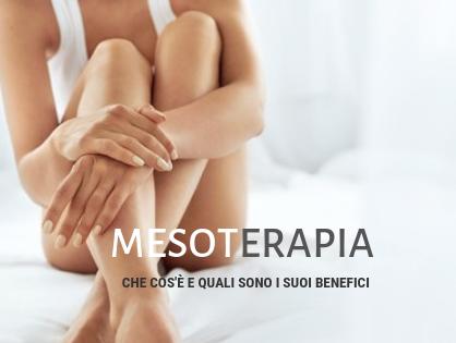 Mesoterapia: che cos'è e quali benefici apporta